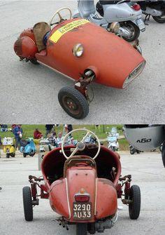 Vespa - Auto