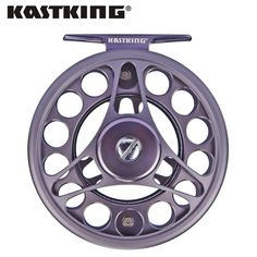 38.98$  Watch here - http://aliost.shopchina.info/go.php?t=32669887759 - KastKing 2016 New KATMAI New Fly Fishing Reel Large Arbor Die Casting Super Right Light Handle Aluminum Fly Reel  #SHOPPING