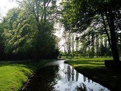 Château de Chantilly gardens