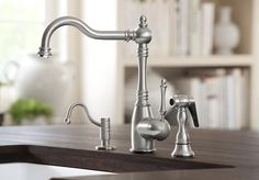 Best Price To Blanco Blancograce Kitchen Faucet With Side Spray 440686 Online From Our Exotic Home Expo Website See Other Products