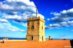Castell de #Montjuic #Barcelona
