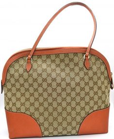 f3fb1d877baf0 Gucci GG Monogram Structured Tote Bag. DesignerShare