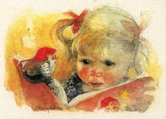 Christmas Shared Reading / Lectura navideña compartida (ilustración de Lena Bourgeat)