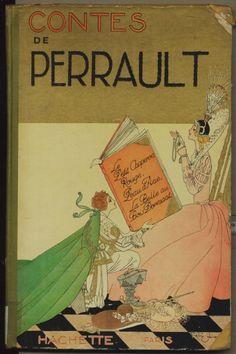 Contes de Perrault. Paris: Librairie Hachette, nd.  Illustrations by Felix Lorioux.