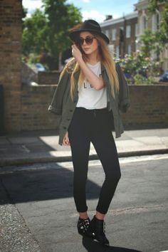 Georgia Luisa Meramo// UK Style blog: bad luck