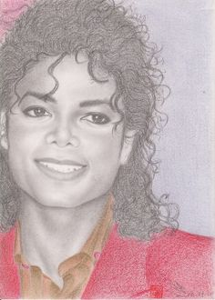 Micheal Jackson Sketch