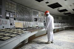© Darmon Richter / FUEL Publishing Chernobyl Reactor, Nuclear Reactor, New Life, Nuclear Disasters, Energy Storage, Nuclear Power, Architecture Design, Solar, Lens
