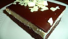Easy Brownie with Nescau – pastry types Cooking Time, Cooking Recipes, Cold Desserts, Something Sweet, Greek Recipes, Candy Recipes, Food Inspiration, Chocolate Cake, Deserts