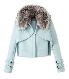 Wes Gordon: Crossover Jacket