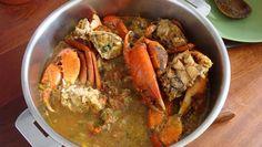 Matoutou de crabes!!!un délice