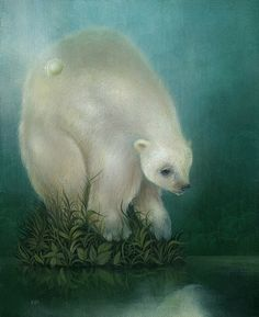 The Polar Bear Conundrum by dan:may, via Flickr