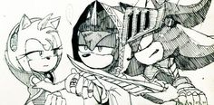 Shadow And Maria, Shadow And Amy, Sonic And Shadow, Amy Rose, Sonic The Hedgehog, Shadow The Hedgehog, Fantasy Love, Final Fantasy, Sonic Funny