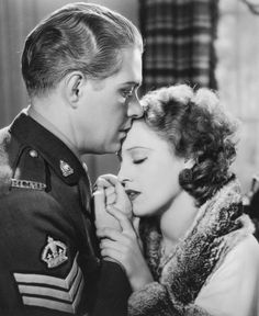 Jeanette MacDonald and Nelson Eddy in Rose-Marie, 1936