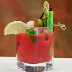 """Sriracha Bloody Mary 