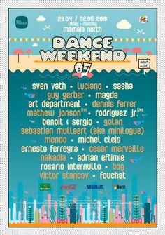 Vineri, 29 Aprilie 2016, ora 22:00, Mamaia Nord, Constanta Music Festivals, Day For Night, Romania, Dance, Concert, Dancing, Concerts