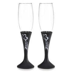 59 Wedding Ideas Wedding Glasses Decorated Wine Glasses Wedding Wine Glasses