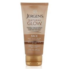 Rank & Style - Jergens Natural Glow Daily Facial Moisturizer SPF 20 #rankandstyle