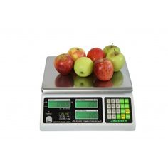 Price Computing Retail Scale. JAD-JPL-15K is a low cost price computing retail scale ideally suited for mobile stalls and small shops. It is approved Class lll and has a capacity of 15kg x 2g. Ideal for grocers, small shops and mobile stalls as extended battery life.