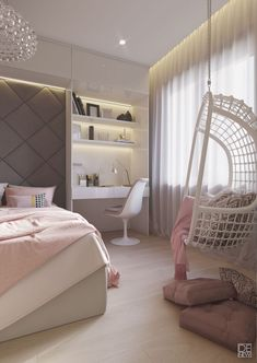 26 Stunning Workspace Bedroom Design And Decor Ideas
