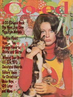 vintage Co-ed magazine (November 1970)