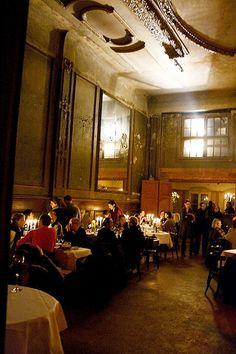 Clärchens Ballahaus, Berlin. Rad bar/restaurant still maintaining its original charm since it opened in 1913. MUST GO.