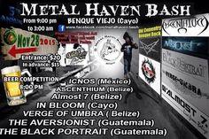 Metal Haven 2015