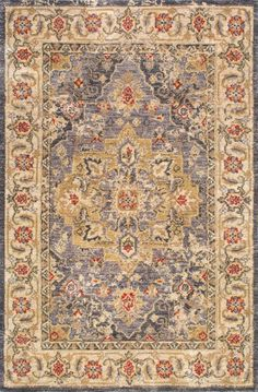 Where would you put this Rugs USA Abydos EL01 Mysterious Palace Rug?!