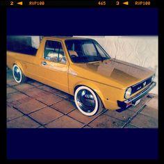 VW CADDY 1979 BUILT NOT BOUGHT