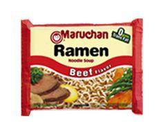 Maruchan Ramen, Beef, Packages (Pack of Gourmet Recipes, Snack Recipes, Dessert Recipes, Desserts, Maruchan Ramen Noodles, Dorm Food, Asian Noodles, Dessert Drinks, Pop Tarts