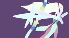Opal vector background by CaptainBeans on DeviantArt Steven Universe Diamond, Steven Universe Wallpaper, Universe Love, Vector Background, Cartoon Network, Opal, Animation, Fan Art, Drawings