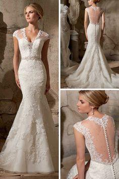 Morilee by Madeline Gardner http://www.morilee.com/bridals/bridal/2706 Dress Style 2706