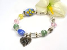 Sister in Law Bracelet Special Gift for Brothers by ABeadedStory, $15.50