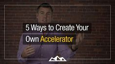 """Serial Entrepreneur Dan Martell says, 'there's no startup """"accelerator"""" more powerful than a self-driven entrepreneur' in """"5 Ways to Create Your Own 'Personal Startup Accelerator'"""" (video) - Pitch Coach Berlin - Collections - Google+"""