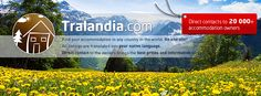 20.000+ vacation rentals translated in 20 languages in 238 countries worldwide.