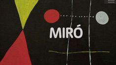 joan miro min excellent video to show HS students Joan Miro, Art History Lessons, 3rd Grade Art, Ecole Art, Art Curriculum, Teaching Art, Teaching Ideas, Exhibition Poster, Middle School Art