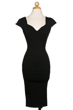 """BRE"" Classic Little Black Dress"