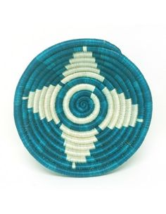These creatively designed and carefully handcrafted bowls from Uganda are made from fibrous Sisal leaf wrapped around banana fiber