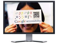 Accessibility tools for Chrome and Google Apps users for those with vision issues