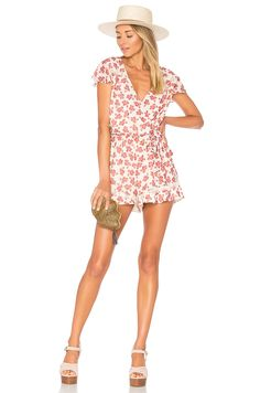 b43d297ee12 Tularosa Ashby Romper in Floral Paisley