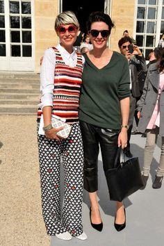 Garance Dore - PFW: Arrivals at Christian Dior