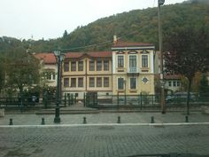 Florina Macedonia, Paul The Apostle, Greek History, Crete Greece, Beautiful Homes, Sailing, Landscapes, Boat, Mansions