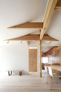 tomomi kito · House for 4 generations
