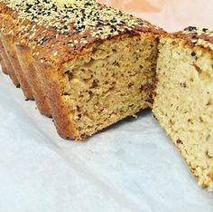 Ψωμί με πίτουρο βρώμης Dukan Diet, Cooking Recipes, Healthy Recipes, Fast Weight Loss, I Foods, Banana Bread, Healthy Living, Easy Meals, Food And Drink