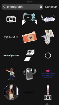 Gif Instagram, Creative Instagram Stories, Instagram And Snapchat, Instagram Design, Instagram Story Ideas, Instagram Quotes, Fotografia Tutorial, Insta Snap, Snapchat Stickers