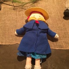 A personal favorite from my Etsy shop https://www.etsy.com/listing/262493076/madeline-doll-original-madeline-doll