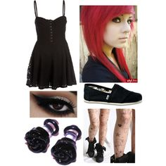 Untitled #146, created by scene-girl-foreva on Polyvore