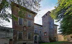 Il #castello di Olevano. #turismo #storia #Lomellina