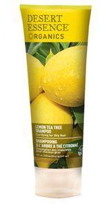 Lemon Tea Tree Shampoo de Desert Essence sur Beauté-test.com