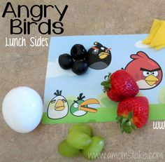 Angry Birds Lunchbox - Making lunch fun for kids!