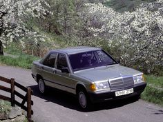Mercedes-Benz 190 2.0 Worldwide (W201) '1982–84